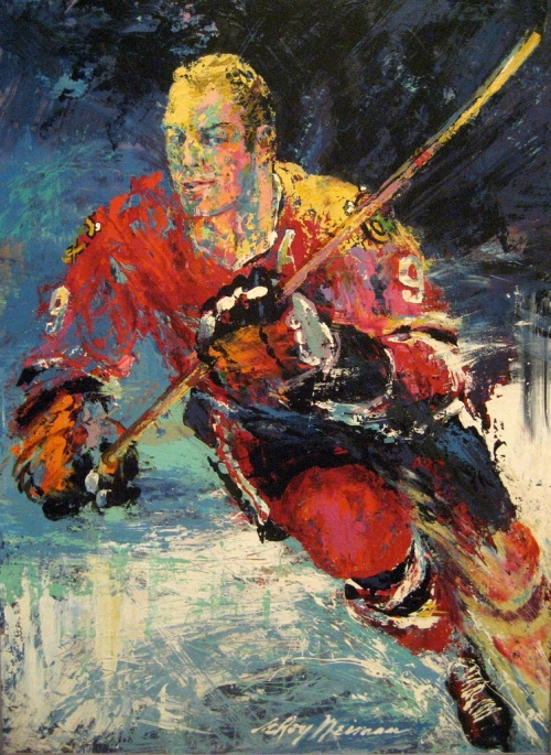 Credit Line: 	National Portrait Gallery, Smithsonian Institution; gift of Time magazine LeRoy Neiman, 8 Jun 1927 - 20 Jun 2012
