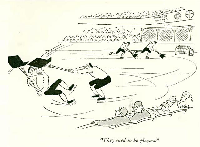 (Daniel Brustlein, aka Alain, The New Yorker, February 16, 1935)