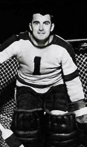 Justice Nadon's father, Yves, was a minor-league goaltender in Quebec and, later, a respected coach.