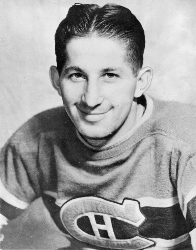 Punchliner: A birthday today, his 97th, to Elmer Lach, born on this day in 1918 in Nokomis, Saskatchewan.