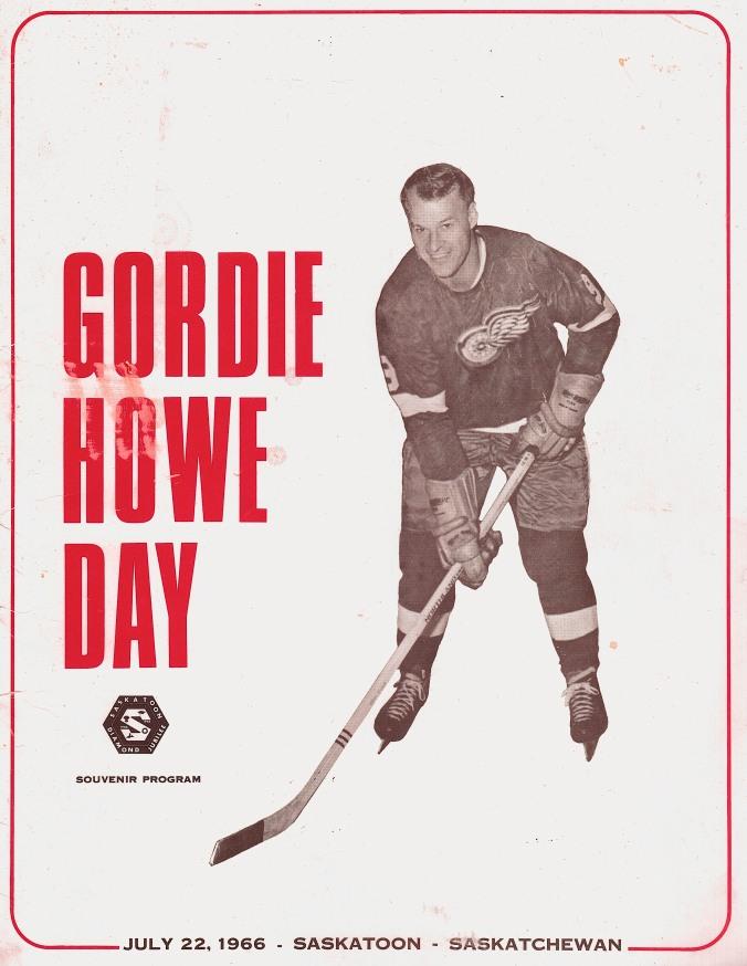 gordie howe day