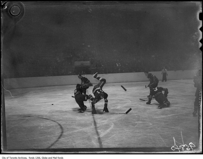 11 Detroit Jud McAtee 3 Leafs Reg Hamilton 8 ? Leafs Mel Hill 16 Wally Stanowski