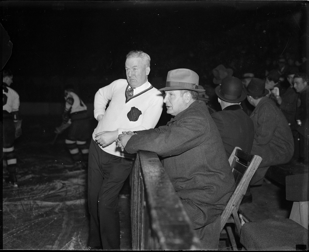 Rodden + Patrick 1935 Courtesy of the Boston Public Library, Leslie Jones Collection.