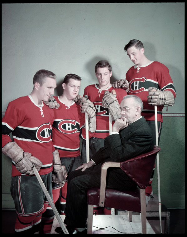 Selkeites  The farm system seeded by Canadiens GM Frank Selke in the later  1940s began to bear fruit in the early 1950s. In 1953 88b2f96b8