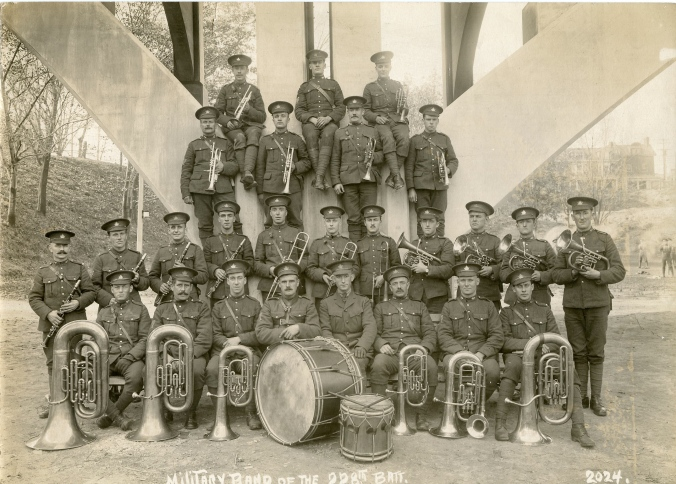 23-4-3-military-band-of-the-228th-battalion-toronto-1916