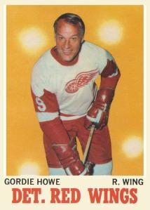 Howe, c. 1970-71