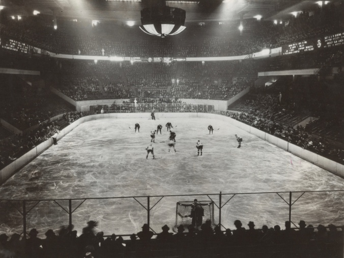 Puckstruck the culture of hockey and vice versa - How old is madison square garden ...