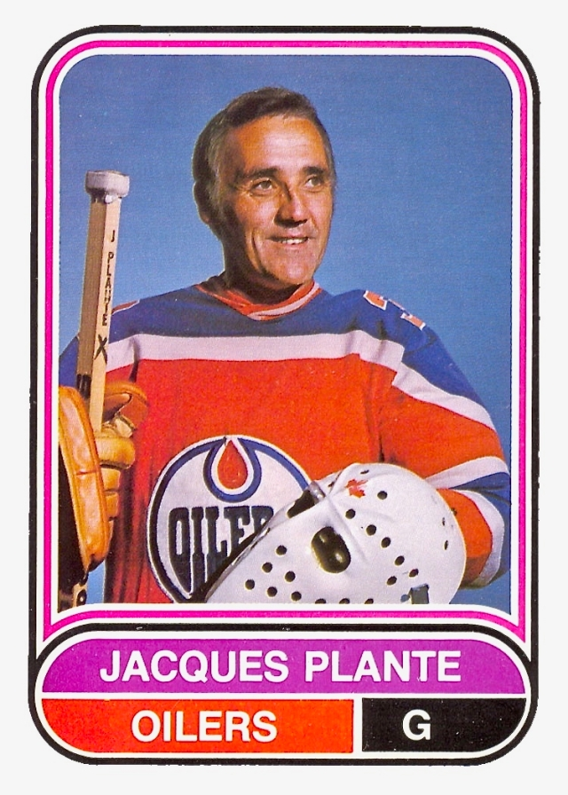 jacques plante, 1970: no dizzy spells, no headaches, I don't see double |  puckstruck
